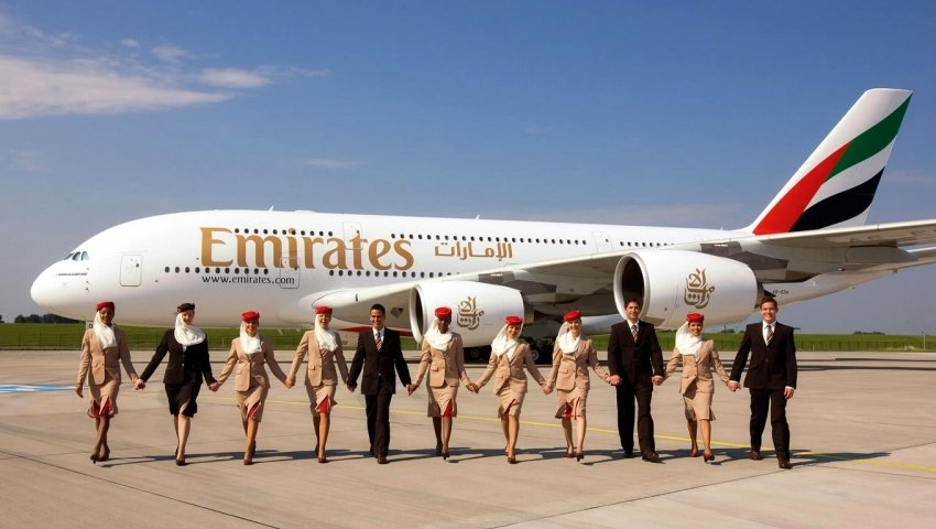 Emirates Airline откроет рейсы в Гуанчжоу фото №1